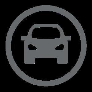 Verkehrsschild: Auto